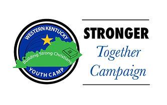 Logo Left-Stronger Together Campaign Rig