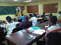 Jolly Phonics training for specialist in