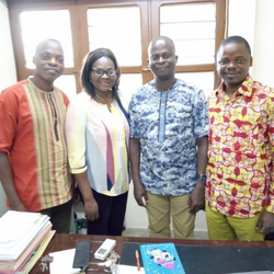 Benin Republic Core Team