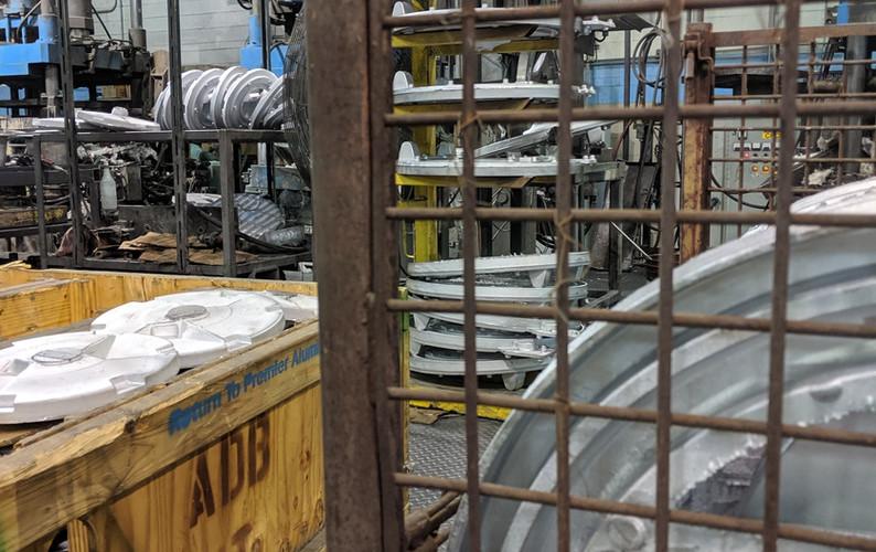 Low Pressure Factory Shot