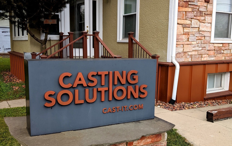 Casting Solutions Office