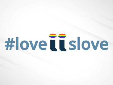 #LOVEiiSLOVE