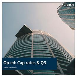 Op-ed: Cap rates & Q3