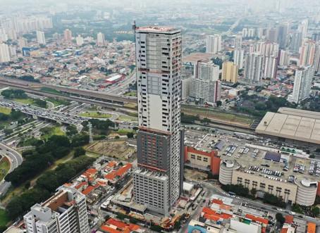 Novo prédio mais alto de São Paulo será inaugurado em 2022 no Tatuapé