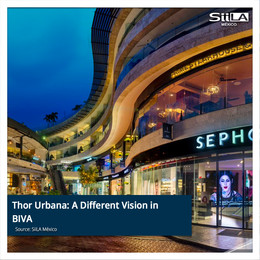 Thor Urbana: a new vision in BIVA
