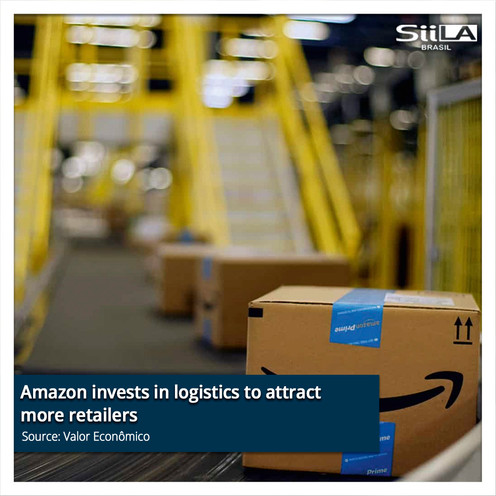Amazon invests in logistics to attract m