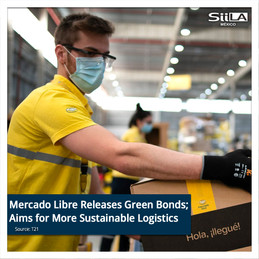 Mercado Libre Releases Green Bonds; Aims for More Sustainable Logistics