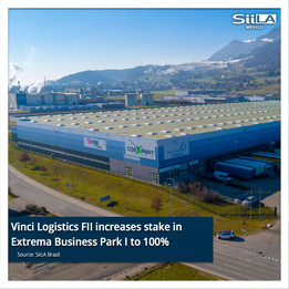 Vinci Logistics FII increases stake in Extrema Business Park I to 100%