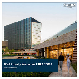 BIVA Proudly Welcomes FIBRA SOMA