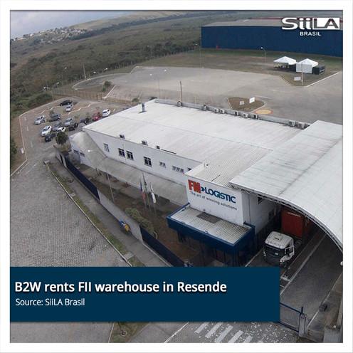 B2W rents FII warehouse in Resende.jpg