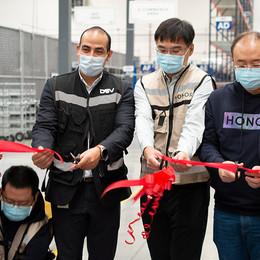 Honor abre su primer centro de distribución mexicano