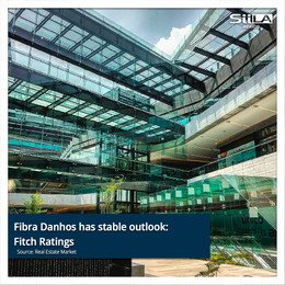 Fibra Danhos has stable outlook: Fitch Ratings