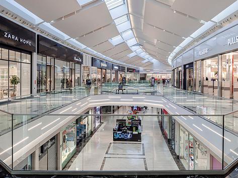 Aumenta disponibilidad en malls tras pandemia