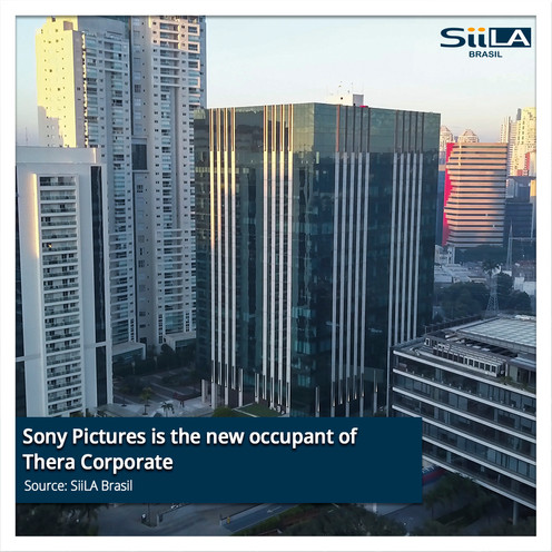 Sony Pictures is the new occupant of The