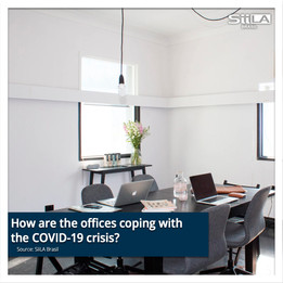 How are the offices coping with the COVID-19 crisis?