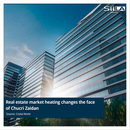 Real estate market heating changes the face of Chucri Zaidan