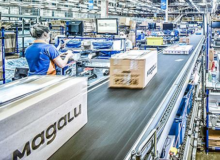 Magazine Luiza avança na logística e testa entrega em 1 hora em 45 lojas