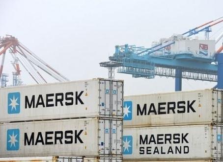 Maersk prioriza logística 'porta a porta' no Brasil