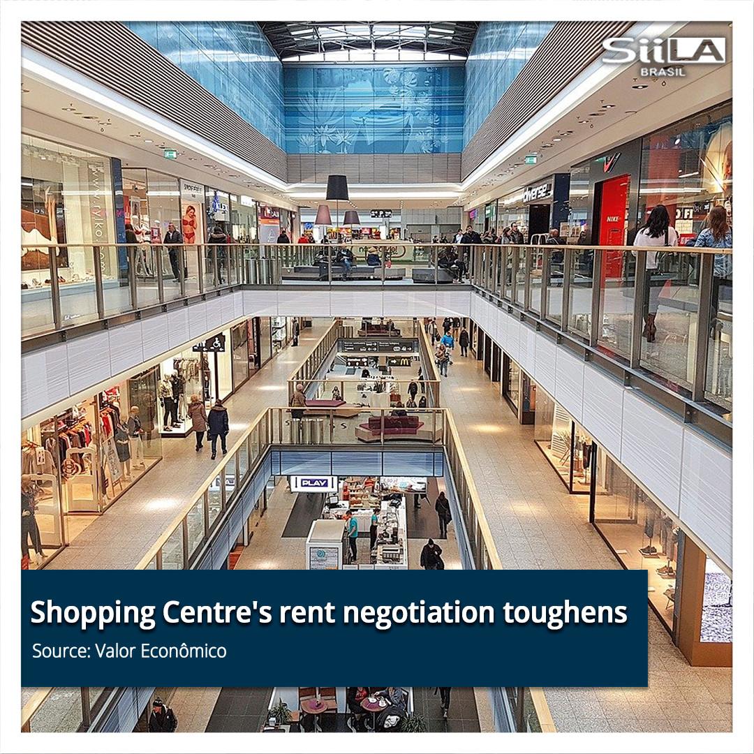 Shopping Centre's rent negotiation tough