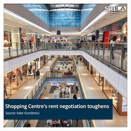 Shopping Centre's rent negotiation toughens
