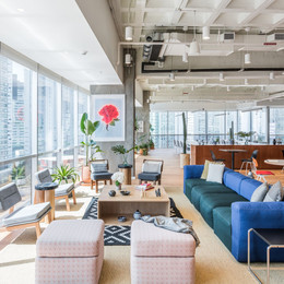 Cushman & Wakefield and Wework Announce Exclusive Strategy