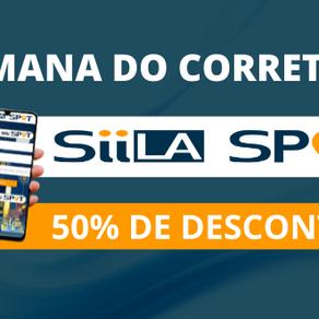 Semana do Corretor: SiiLA SPOT oferece 50% OFF em pacotes de anúncios