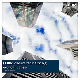 Fibras endure their first big economic crisis