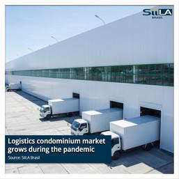 Logistics condominium market grows during the pandemic