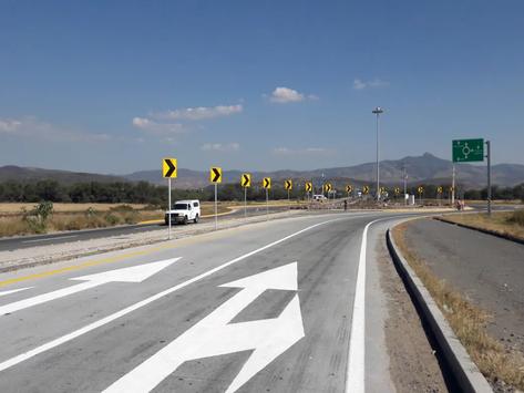 Autopista Tam-Bajío propiciará conectividad entre varios clústers industriales