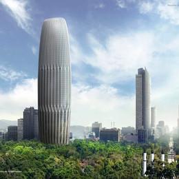Torre Puerta Reforma, el futuro rascacielos más grande de la CDMX