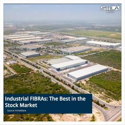 Industrial FIBRAs: The Best in the Stock Market