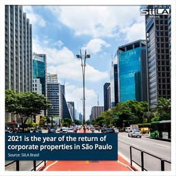 2021 is the year of the return of corporate properties in São Paulo
