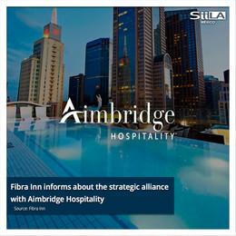 Fibra Inn informs about the strategic alliance with Aimbridge Hospitality