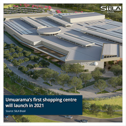 Umuarama's first shopping centre will launch in 2021