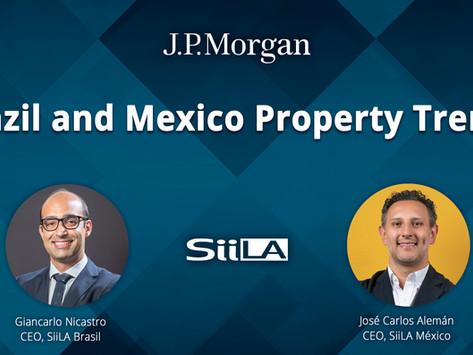 SiiLA Brasil y SiiLA México discuten tendencias para el mercado inmobiliario comercial
