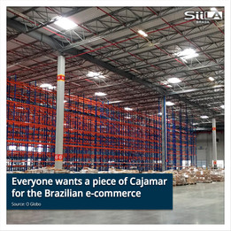 Everyone wants a piece of Cajamar, the dream warehouse city in São Paulo for the Brazilian e-commerc