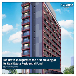 Rio Bravo inaugurates the first building of its Real Estate Residential Fund