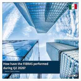 How have the FIBRAS performed during Q2 2020?