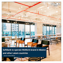 SoftBank to operate WeWork brand in Mexico and other Latam countries