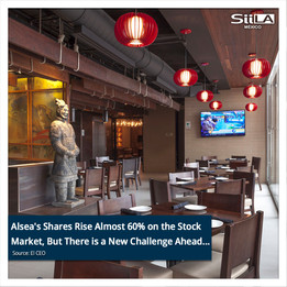 Alsea's Shares Rise Almost 60% on the Stock Market, But There is a New Challenge Ahead...