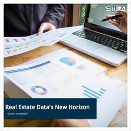 Real Estate Data's New Horizon