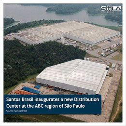 Santos Brasil inaugurates a new Distribution Center at the ABC region of São Paulo