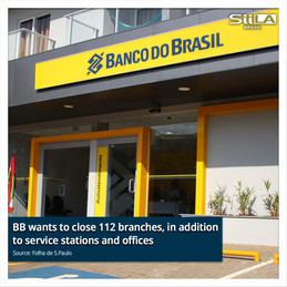 BB wants to close 112 branches, in addition to service stations and offices