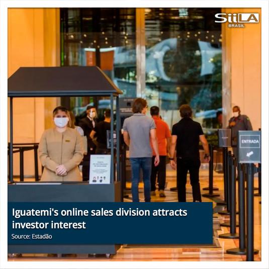 Iguatemi's online sales division attract