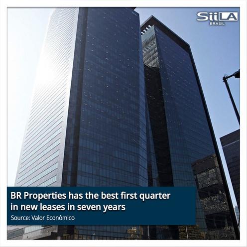 BR Properties has the best first quarter