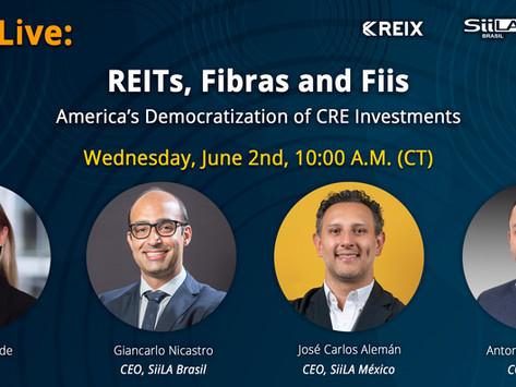 SiiLA Live: La democratización de las inversiones inmobiliarias en América Latina