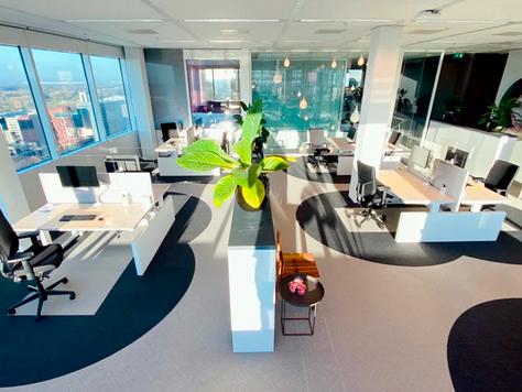 6 tendencias en las oficinas que nos recuerdan que nada volverá a ser como antes