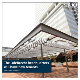 The Odebrecht headquarters will have new tenants