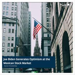 Joe Biden Generates Optimism at the Mexican Stock Market