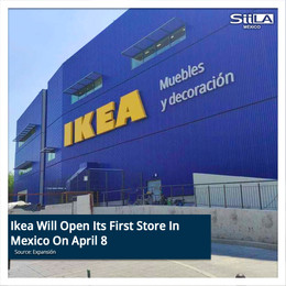 Ikea Will Open Its First Store In Mexico On April 8
